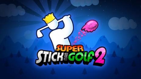 Poster Супер мини гольф — Super Stickman Golf 2