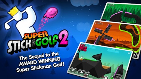 Super Stickman Golf 2 | Android