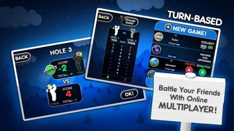 Скриншот Супер мини гольф