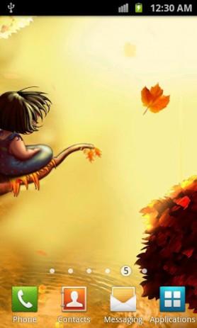 Скриншот сладкая осень
