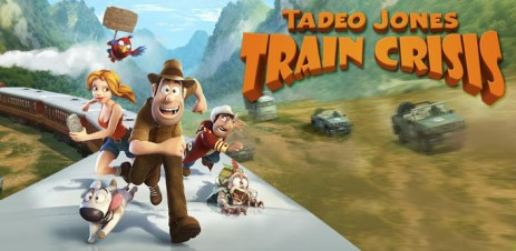 Tadeo Jones: Train Crisis - thumbnail