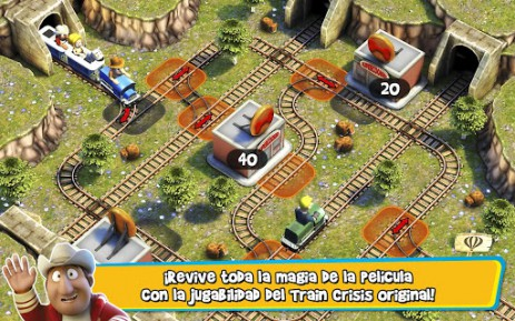 Tadeo Jones: Train Crisis | Android