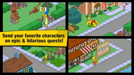 The Simpsons™: Tapped Out | Android
