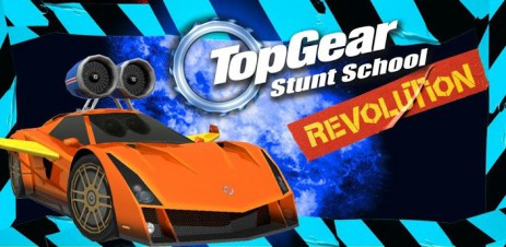 Poster ТопГир революция — Top Gear: Stunt School Revolution