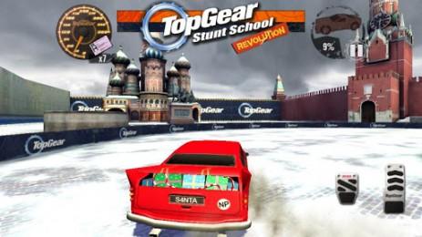 Скриншот ТопГир революция