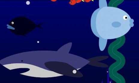 Скриншот рыбки для самых маленьких