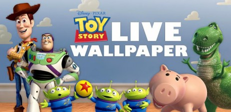 Description Toy Story Live Wallpaper