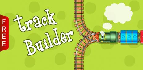 Poster постройте железную дорогу — Track Builder