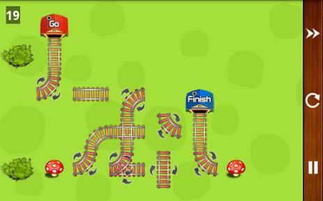Скриншот постройте железную дорогу