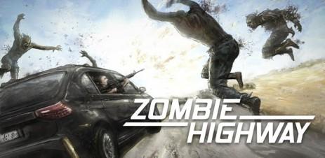 """Poster <span lang=""""ru"""">Zombie Highway</span>"""