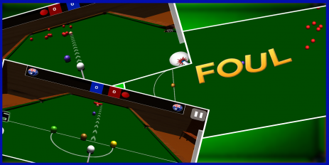 Скриншот Pro International Snooker