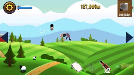 Скриншот Angry Gran Toss