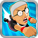 Cover art of «Angry Gran Toss» - icon