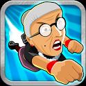 «Angry Gran Toss — Злая бабушка» на Андроид