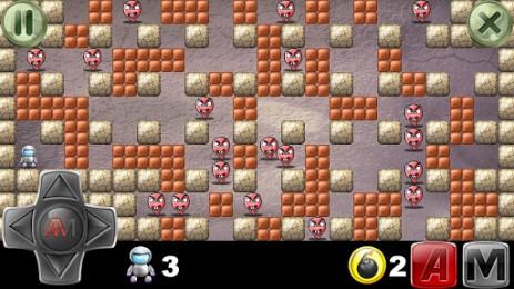 Скриншот Бомбер