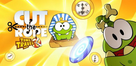 Cut the Rope: Time Travel - thumbnail