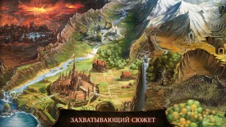 Скриншот Dungeon Hunter 4