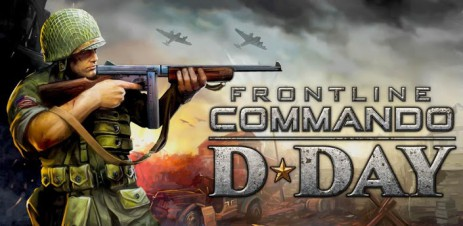 Poster FRONTLINE COMMANDO: D-DAY
