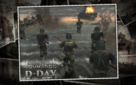 FRONTLINE COMMANDO: D-DAY | Android
