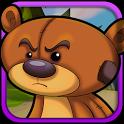 «Grumpy Bears — месть мишек» на Андроид