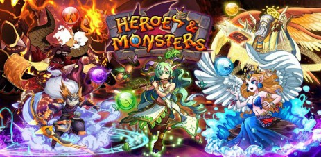 Heroes & Monsters - thumbnail