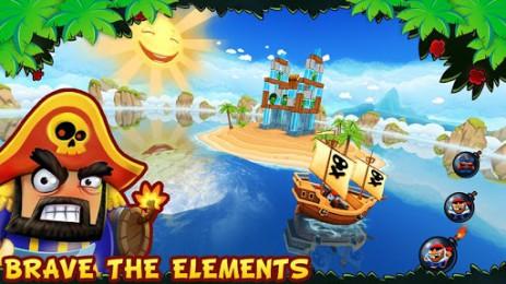 Скриншот Пиратики 3D