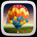 Psychedelic Prairie LWP — Обои с воздушными шарами на андроид скачать бесплатно