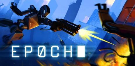 """Poster <span lang=""""ru"""">EPOCH</span>"""