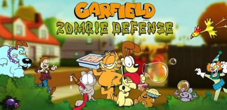Garfield Zombie Defense - thumbnail