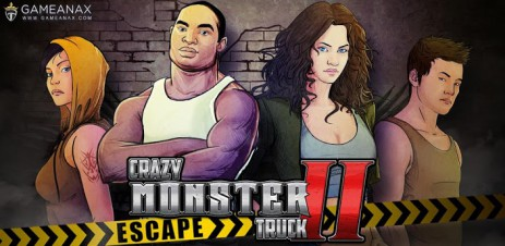 Crazy Monster Truck - Escape - thumbnail