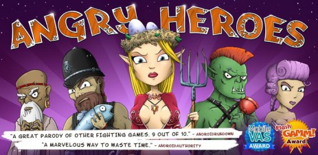 Angry Heroes - thumbnail