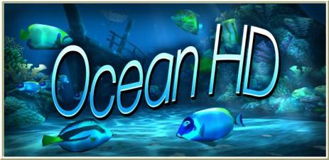 Poster Обои Океан — Ocean HD