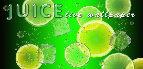 Juice live wallpaper - thumbnail