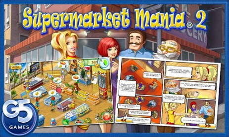 Supermarket Mania 2 | Android