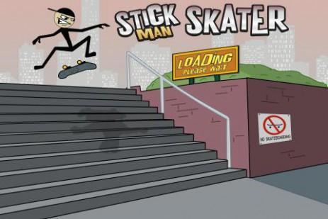 Скриншот скейт