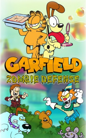 Garfield Zombie Defense | Android