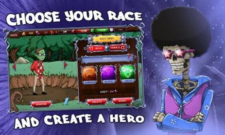Скриншот злые герои