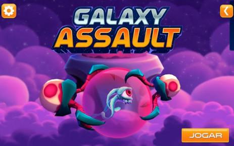 Galaxy Assault- штурм галактики | Android