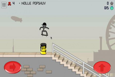 Stickman Skater | Android