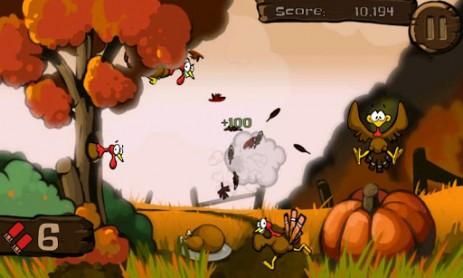 Скриншот сезон индюшек