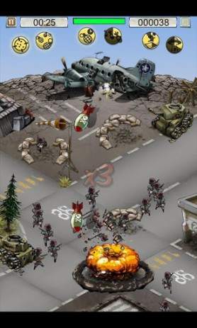 Hills of Glory: WWII | Android