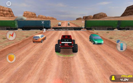 Crazy Monster Truck - Escape | Android