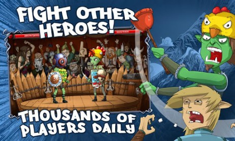 Angry Heroes | Android