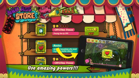 Скриншот мини-игры