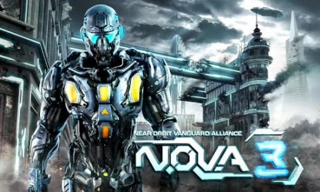 N.O.V.A. 3 - Near Orbit Vanguard Alliance | Android