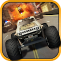 Crazy Monster Truck — Escape - icon