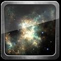 «Shadow Galaxy — живые обои Галактика» на Андроид