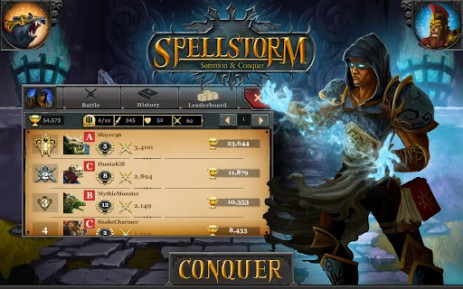 Spellstorm | Android