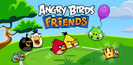 Angry Birds Friends - thumbnail