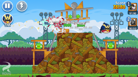 Angry Birds Friends | Android
